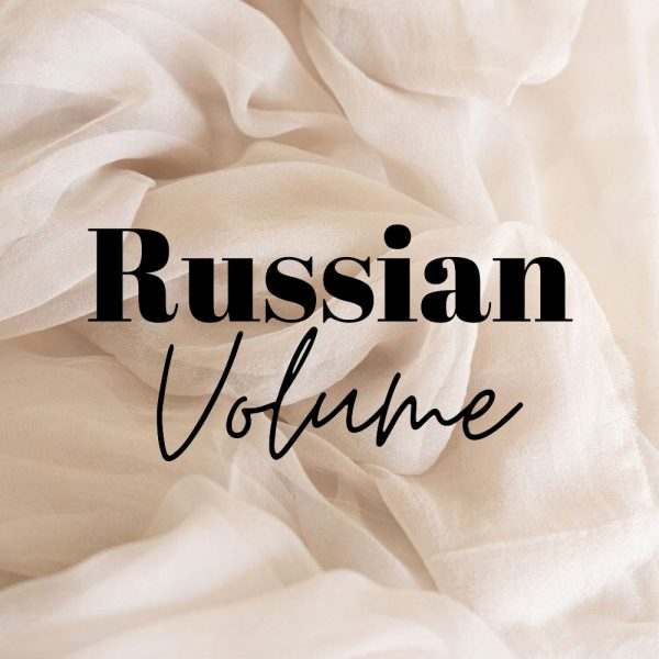 Training - Russian Volume BLACK FRIDAY SALE